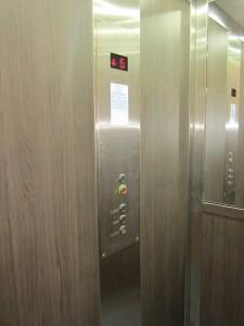 Návšteva Rady SVB v spoločnosti H&M lifts